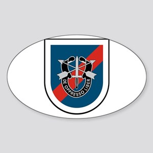 20th Special Forces Sticker (Oval)
