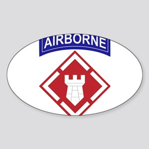 20th Engineer Brigade Sticker