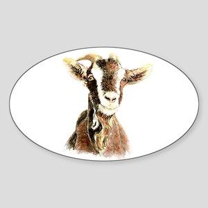 Goat Farm Stickers - CafePress