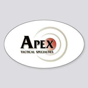Apex Tactical Sticker (Oval)
