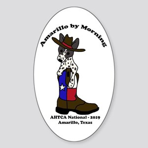 Aht Texas Logo Sticker