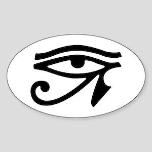 Eye Horus Stickers - CafePress