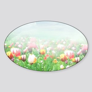 Spring Meadow Sticker