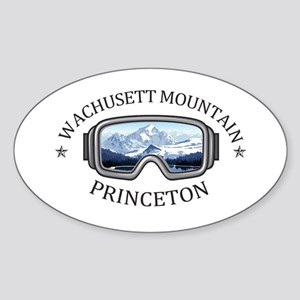 Wachusett Mountain - Princeton - Massach Sticker
