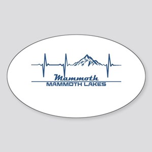 Mammoth - Mammoth Lakes - California Sticker