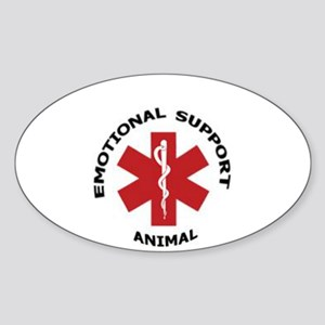 Emotional Support Animal Sticker