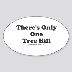 Only One Tree Hill Sticker