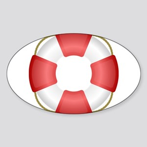 Life Preserver Stickers - CafePress