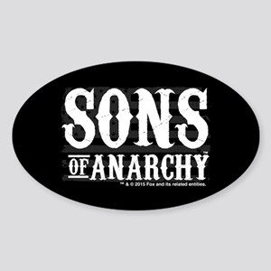 SOA Flag Sticker (Oval)