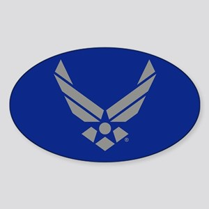 USAF Logo Sticker (Oval)