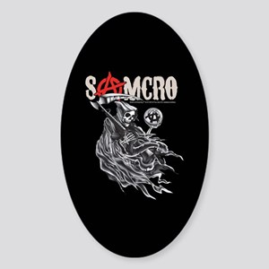 SAMCRO 2 Sticker (Oval)