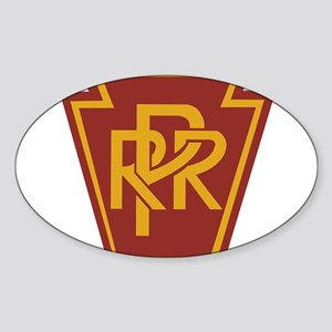 PRR 1 Sticker