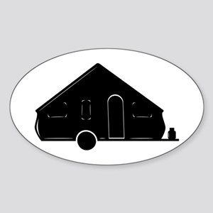Camping Aliner Stickers - CafePress