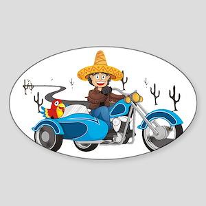 Sidecar Stickers - CafePress