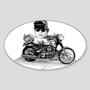 Then Came Bronson Sticker