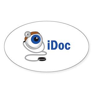 I DOC Sticker