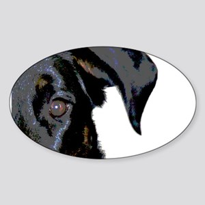 Beauceron Graphic Sticker