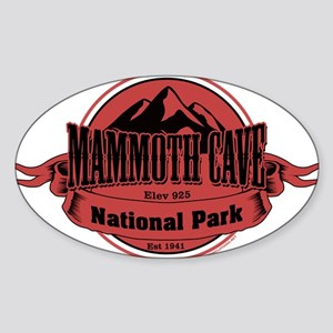 mammoth cave 4 Sticker