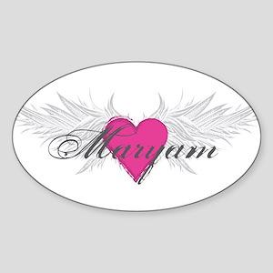 Maryam Name Stickers - CafePress