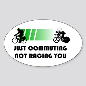 Ebike Cyclist Sticker