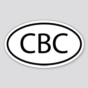 Cbc Stickers - CafePress