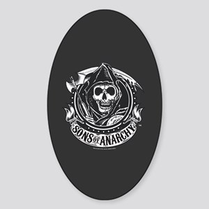 Sons of Anarchy Sticker (Oval)