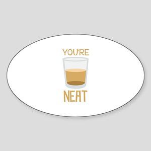 Youre Neat Sticker