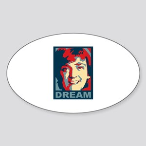 Mr. G the Musical Sticker (Oval)
