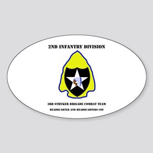 Headquarter and Headquarters Coy with Text Sticker