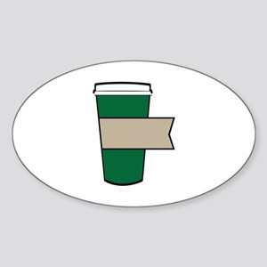 To Go Cup! Sticker