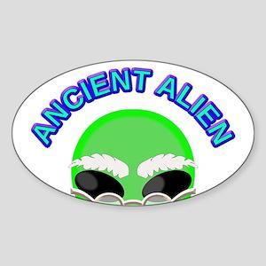 An Ancient Alien Sticker