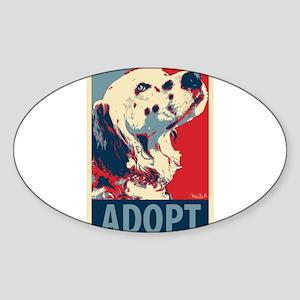 Adopt Sticker