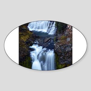 Blue Mountains Waterfall Sticker