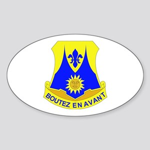 DUI - 1st Bn - 356th Regt(LSB) Sticker (Oval)