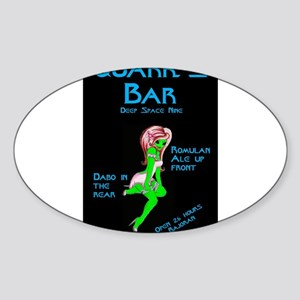 Quark's Bar Sticker