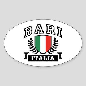 Bari Italia Sticker (Oval)