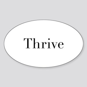 The Thriving Sticker