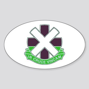 DUI - 10th Combat Support Hospital Sticker (Oval)