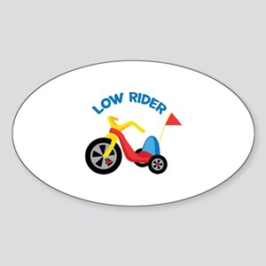 Low Rider Sticker