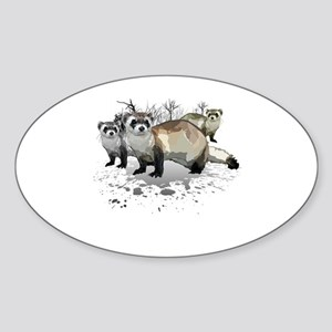 Ferrets Sticker
