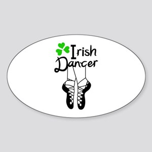 IRISH DANCER Sticker
