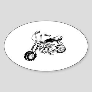 endo Sticker (Oval)