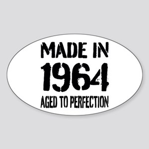 1964 Aged to perfection Sticker