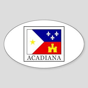 Acadiana Sticker