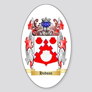 Hudson Sticker (Oval)