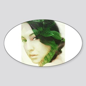 Kratom Goddess Sticker