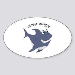 Always Hungry Sticker
