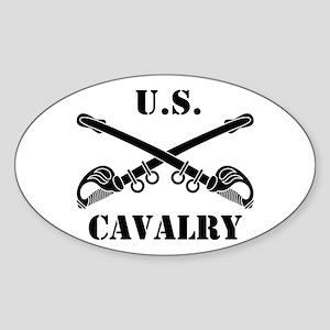 US Cavalry Sticker