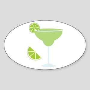 Lime Margarita Sticker