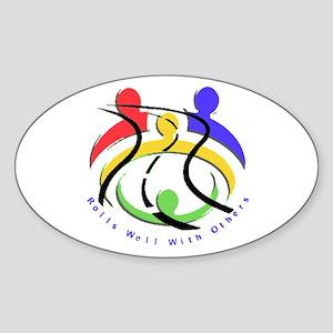 2-RLS Sticker